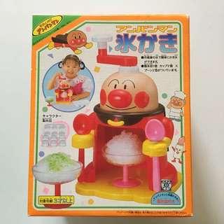 懷舊絕版Anpanman 麵包超人刨冰機