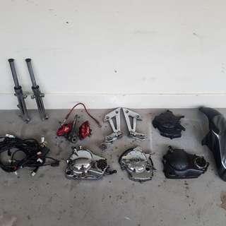 X1R parts