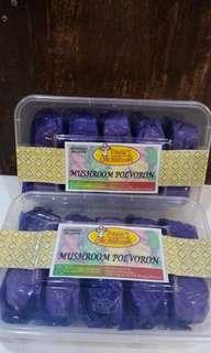 Mushroom Polvoron Etc
