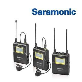 Saramonic UwMic9 (RX9+TX9+TX9 Package)