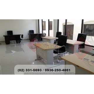 high quality )) freestanding table-chairs* office partition