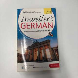 Traveller's German by Elisabeth Smith