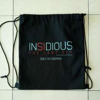 Limited Edition Insidious: The Last Key Backpack