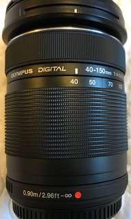Olympus Lens M. ZUIKO 40-150mm f/4.0-5.6 R