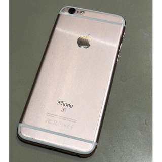 iPhone 6s in Rose Gold - 128gb