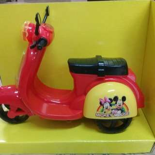 Mickey Mouse Scooter #Bajet20