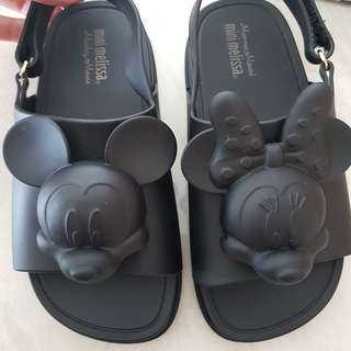 Brand NEW!! Mini Melissa Disney sz EU27/US10