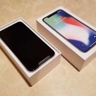 Brand new iPhone x
