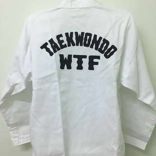 Taekwondo set uniform