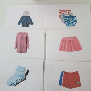 Baby Flash cards for rent