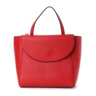 Japan Samantha Thavasa Colors By Jennifer Sky New Color 2 Way Handbag Bag (red)