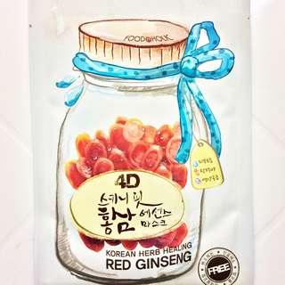 4D Red Ginseng Essence