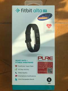 Fitbit Alta HR Heart Rate (Latest model)