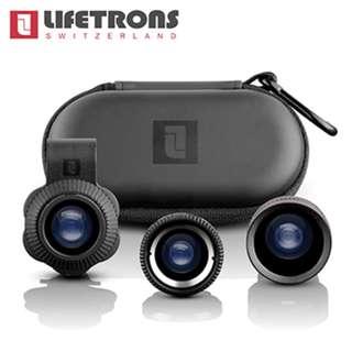 Lifetrons 多功能手機鏡頭組 <9.5成新>