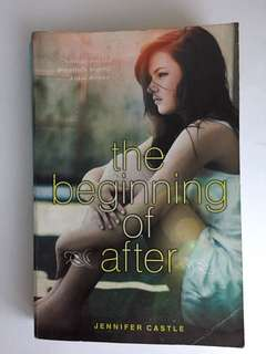 Book: The Beginning of After by Jennifer Castle