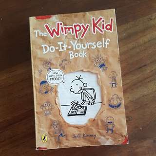 Wimpy Kid (Do-It-Yourself Book)