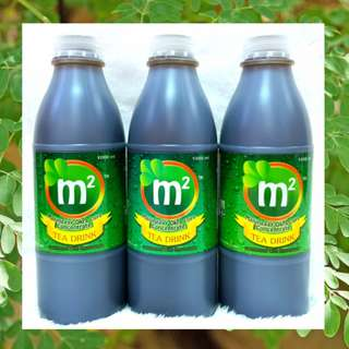 M2 Malunggay Okra Luya Concentrate Tea Drink (1000ml)