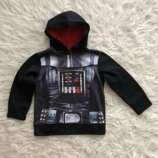 Hoodie Sweater Kids Anak Starwars