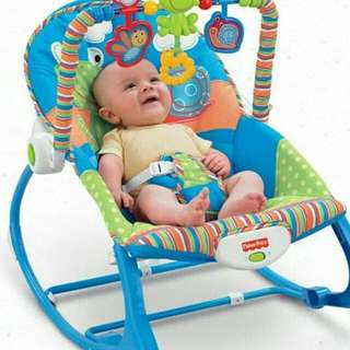 💥RS💥NEW FISHER PRICE ROCKER