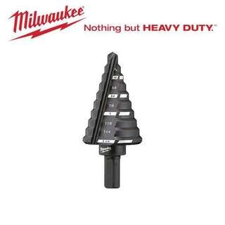Milwaukee #5 Step Drill Bit