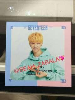 The8 - 2018 Seventeen SG Photocard