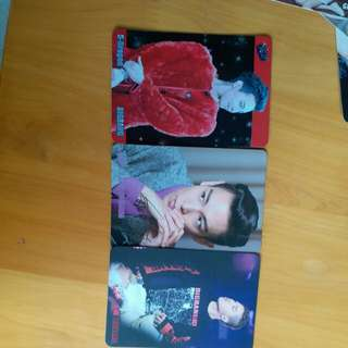 bigbang yes card (all)
