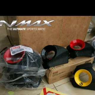 N max air filter cover front