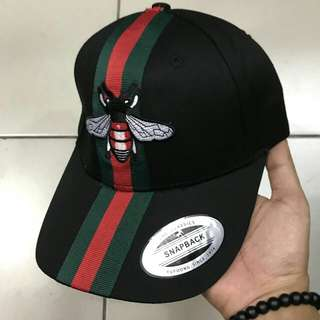 Gucci bee cap