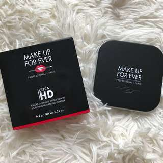 MUFE Ultra HD Microfinishing Powder