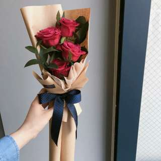 Free Delivery!! Flowers Bouquet From $38.00