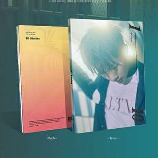 Onhand 10 Stories - Kim Sungkyu 1st Full Album