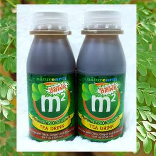 M2 Malunggay Okra Luya Tea Drink (300ml)