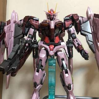 Perfect Grade Gundam 00 Raiser Trans-Am (Built)