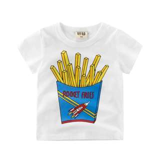 🔥[CLEARANCE] FRIES TEE🔥