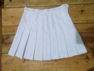 AMERICAN APPAREL SMALL TENNIS SKIRT