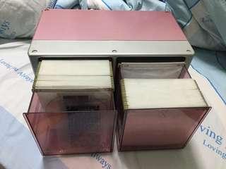CD / DVD Organizer Drawer