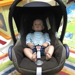 MAXI COSI CABRIOFIX INFANT CAR SEAT - Brown