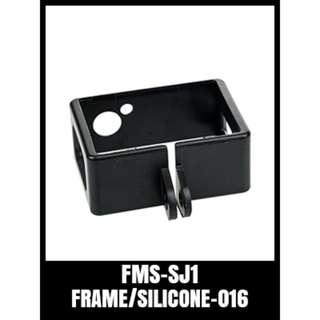 GP SJCAM FRAME FMS-SJI Mount Protective Housing for SJCAM Sport Camera
