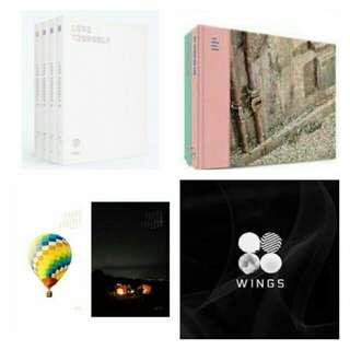[MY GO] ** Deadline Extended** BTS ALBUMS GROUP ORDER