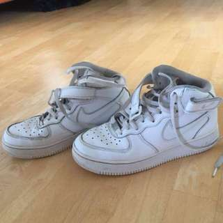 Womens Air Force One's