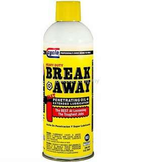 Cyclo BreakAway Penetrating Oil (369g)