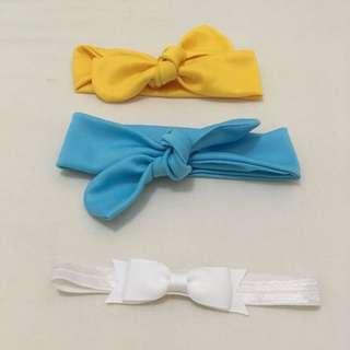 Baby Bow Headband Bundle