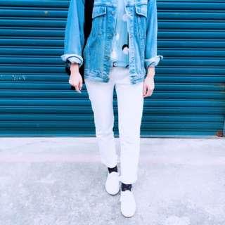 🚚 Zara白褲(挺料 非雪紡)
