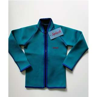 Long sleeve wet suit for kid