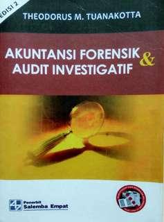 Buku Akuntansi Forensik & Audit Investigasi