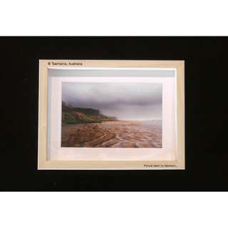 Personal Tasmania, Australia Photos with Wooden Frame