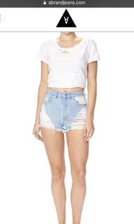 Abrand relaxed shorts