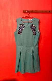 Unica Hija mini dress