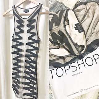 Topshop bodyfit dress 💖✨