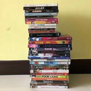 DVDs Rental